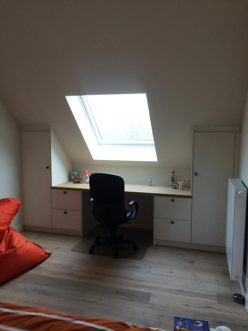 Ingebouwde Bureaukasten Md Interieur Design
